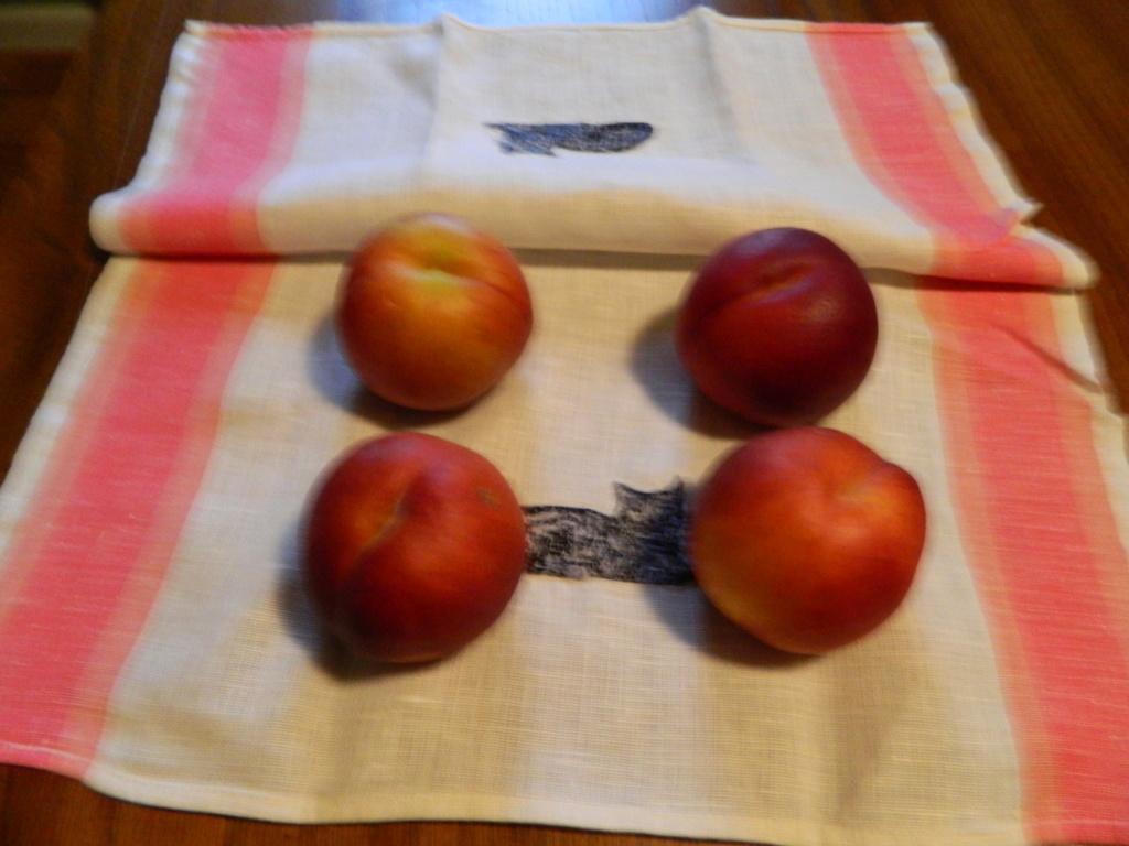 How do you ripen peaches........ Dscn1411