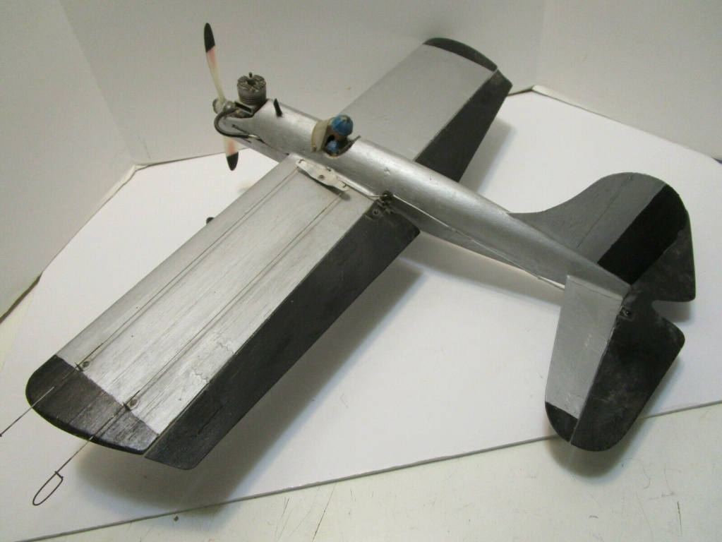 Anyone recognize this model airplane? Enya_p11
