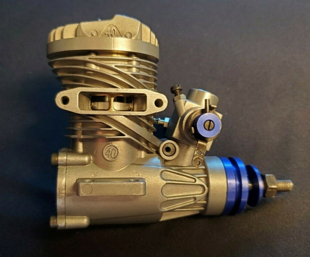 """Pretty"" engines Evo210"