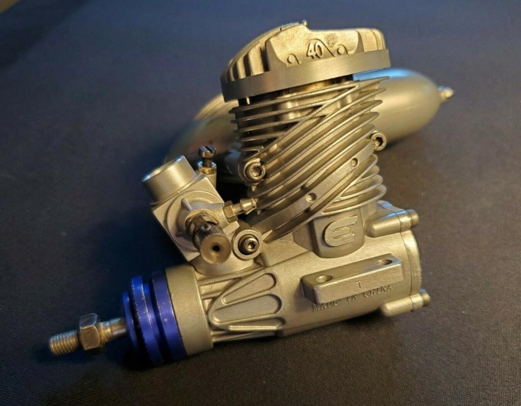 """Pretty"" engines Evo_110"