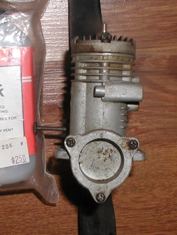 Fox 3 case bolt .35 - What do you know? Flea_m10