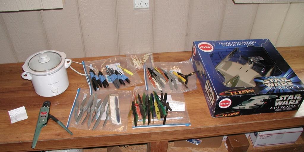 Flea market Cox P-40, F4U + receipts Flea_m29