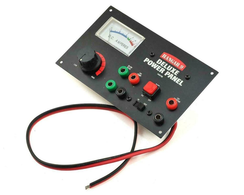Glow plug voltage Glow_p11