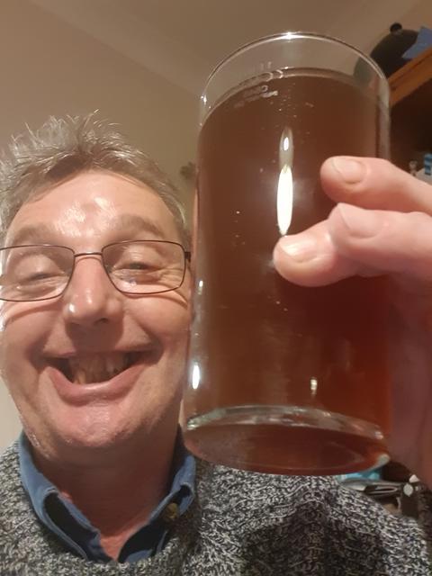 This evening's Ale + Night Cap Whiskies + Pub Food Jon_210