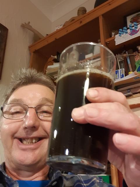 This evening's Ale + Night Cap Whiskies + Pub Food Jon_310