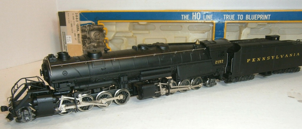 Coal train out of West Virginia Mallet10