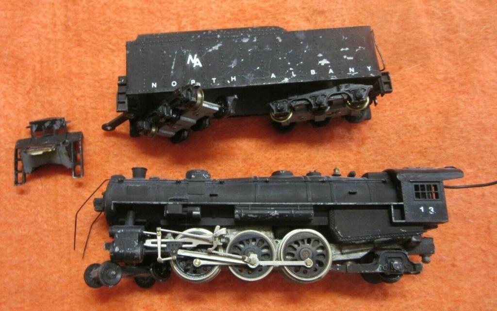 Model Locomotive stuff Meh_eb11