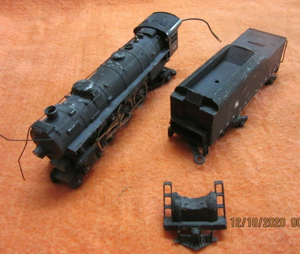 Model Locomotive stuff Meh_lo10