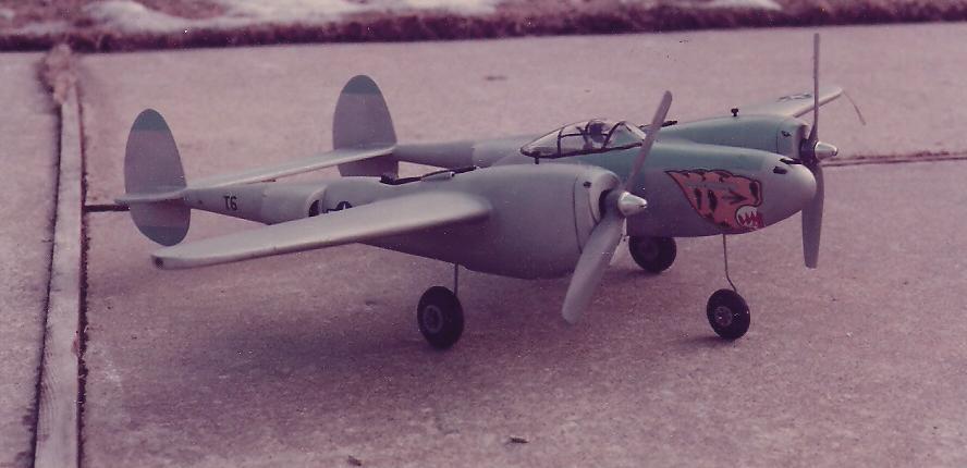 Nungesser, Coli, Bong, The White Bird, CF-104 and Air Classics P-38_o16