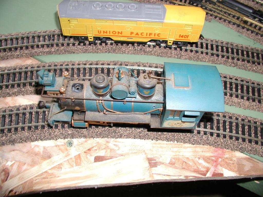 ON3O novelty locomotive runs well P1010182