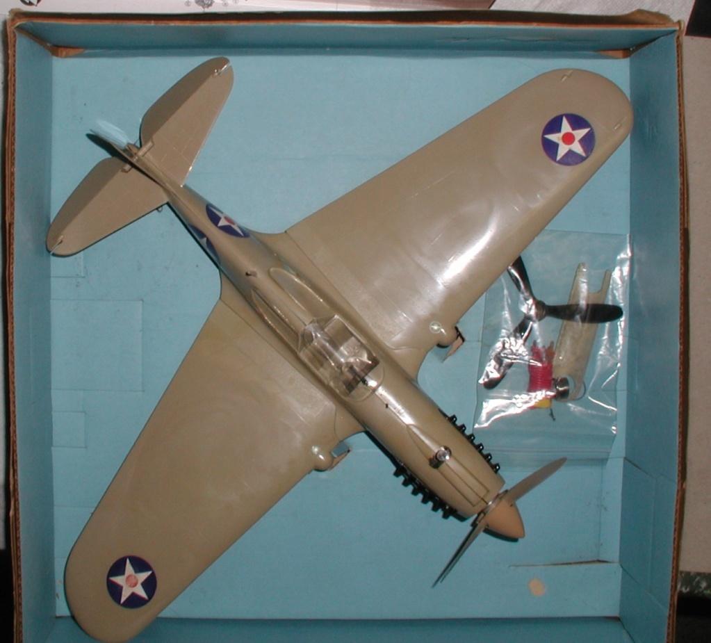 P-40 engine..........it runs P1010209