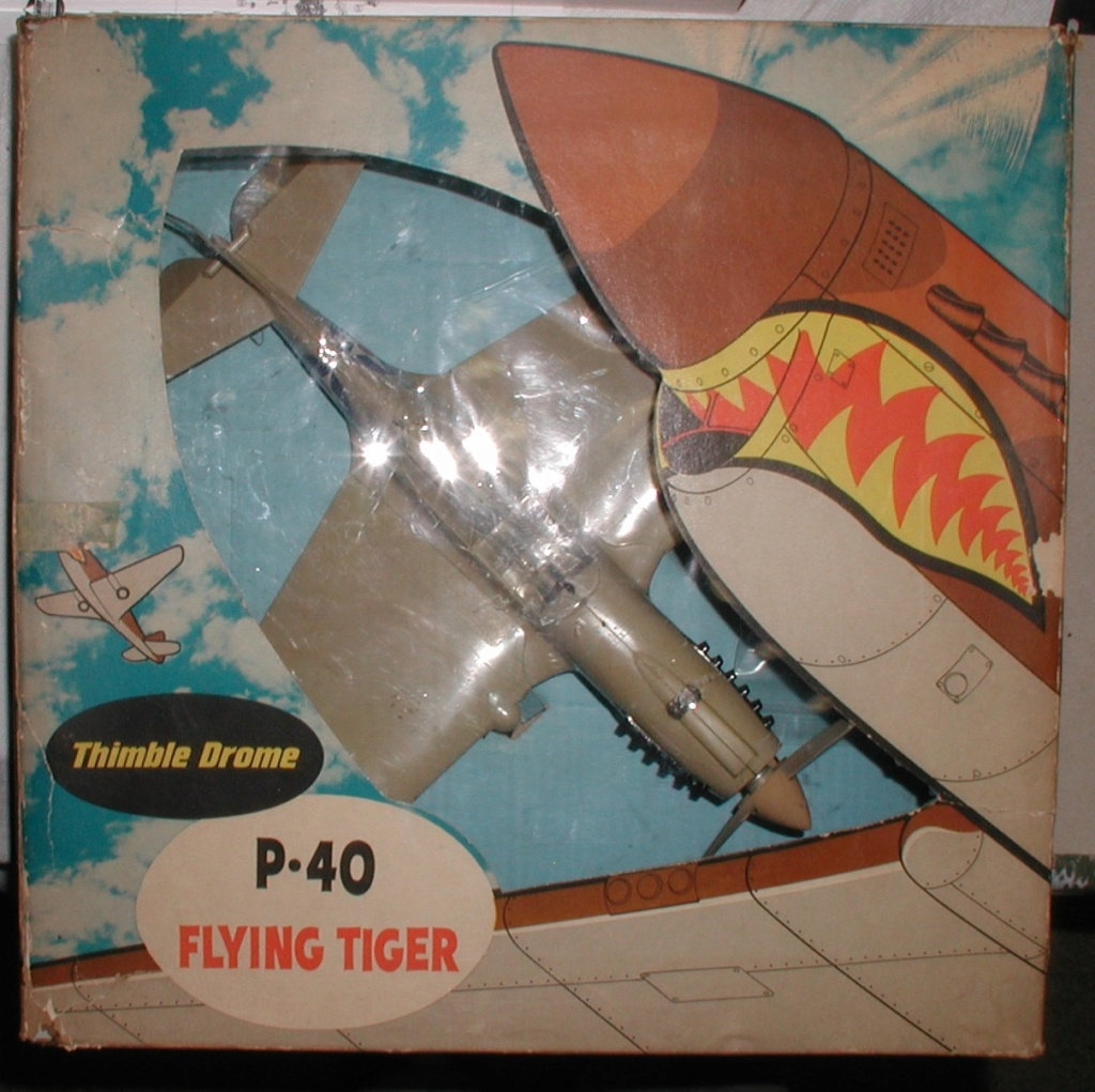 P-40 engine..........it runs P1010210
