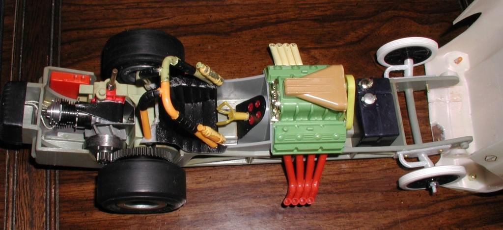 Cox Lodela .049 Car Engine P1010217