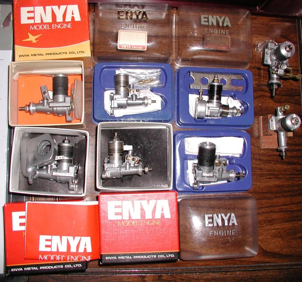 ENYA 049, 06 engine P1010239
