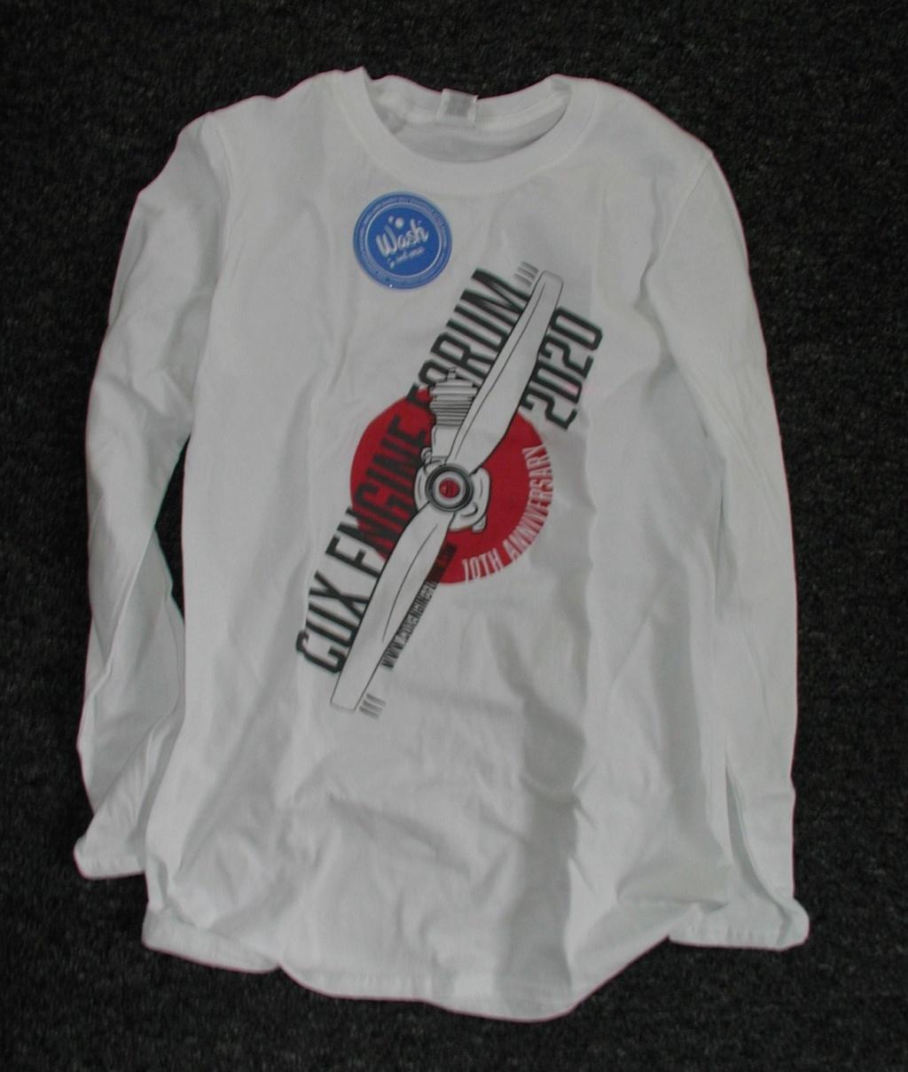 CEF Tee shirt arrives P1010249