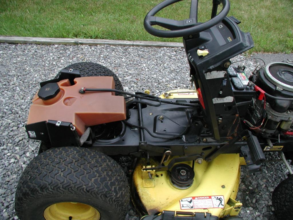 More mower stuff and misc. ramblings P1010340