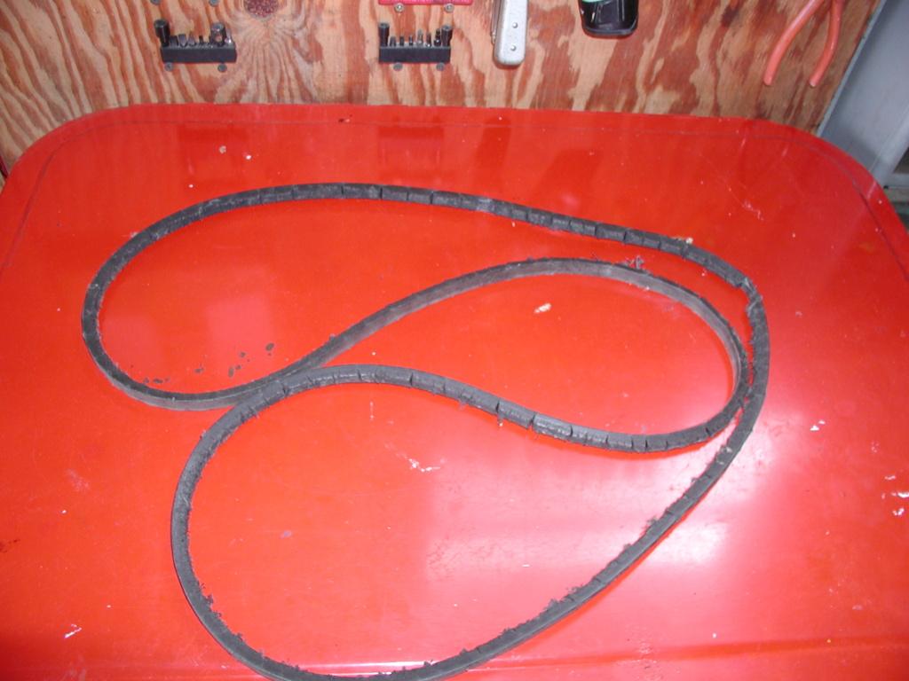 More mower stuff and misc. ramblings P1010341