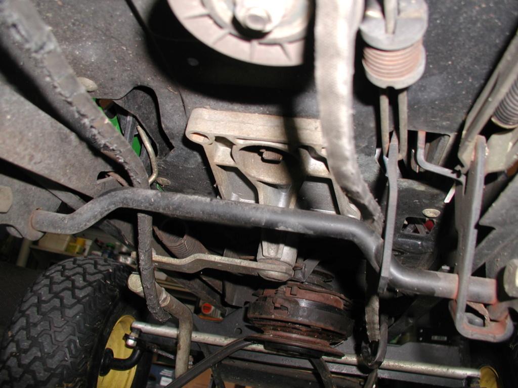 More mower stuff and misc. ramblings P1010344