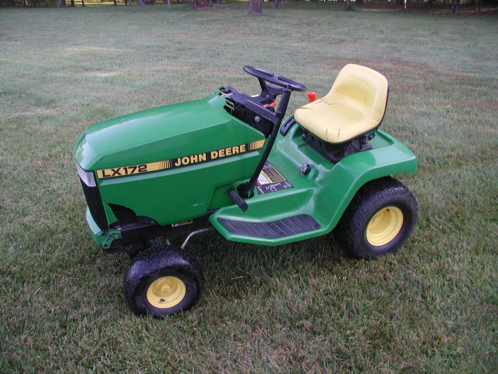 More mower stuff and misc. ramblings P1010349