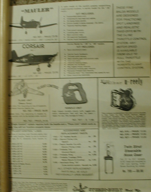 "EXTREMELY RARE COX THIMBLE DROME PROTOTYPE ""BLACK WIDOW"" GAS MODEL AIRPLANE - Page 2 P1010388"