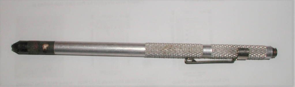 Non Slip Screwdriver Tip P1010483
