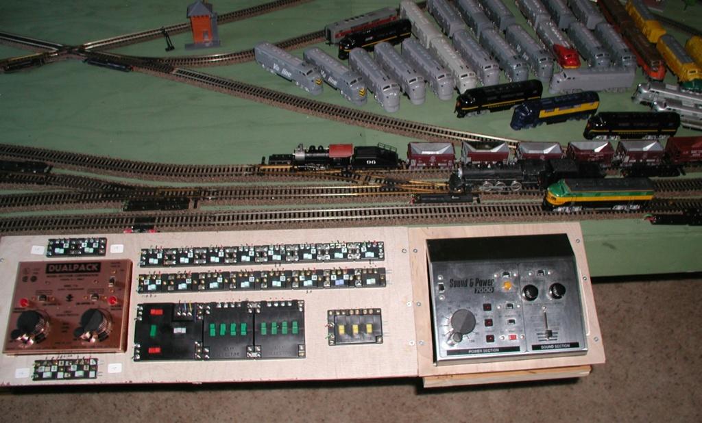 Sound and Power...........Train stuff P1010545