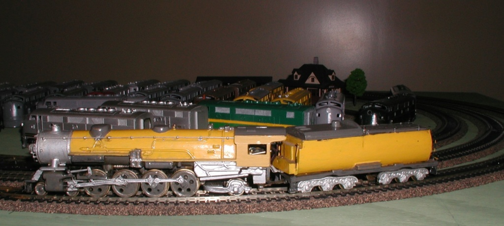 Sound and Power...........Train stuff P1010548