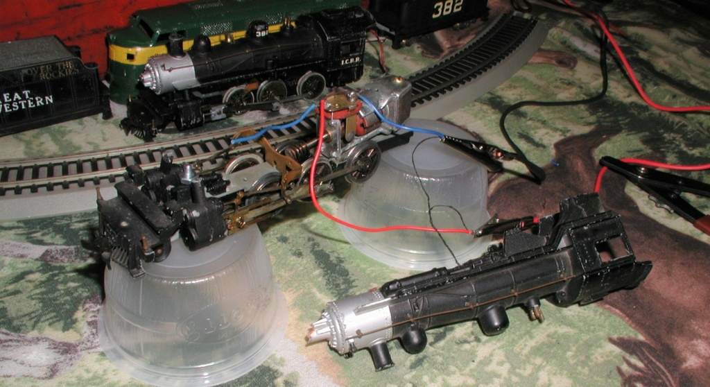 Sound and Power...........Train stuff P1010551
