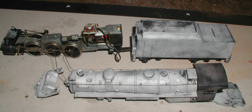 Model Locomotive stuff P1010665