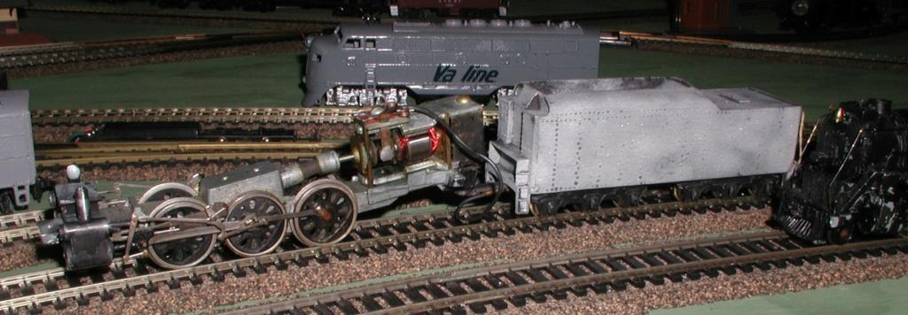 Model Locomotive stuff P1010666