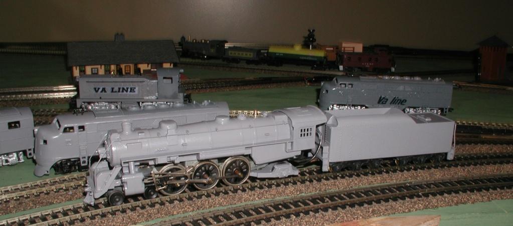 Model Locomotive stuff P1010669