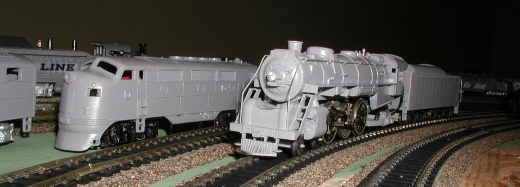 Model Locomotive stuff P1010671
