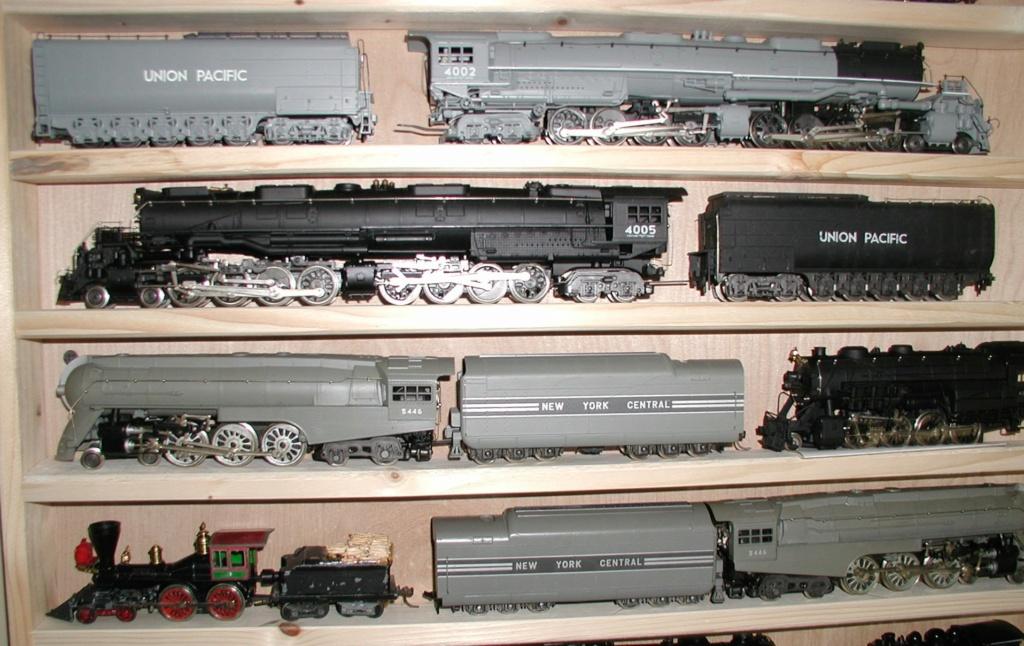 Model Locomotive stuff P1010676
