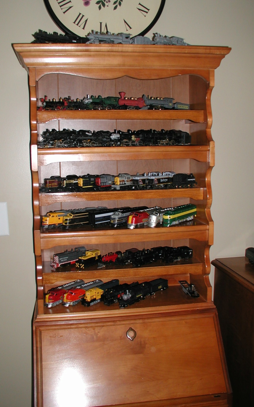 Model Locomotive stuff P1010678
