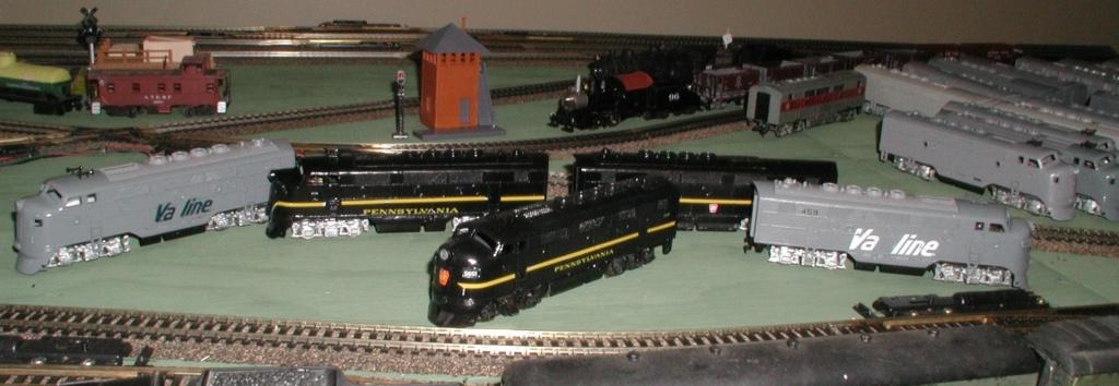 Model Locomotive stuff P1010690