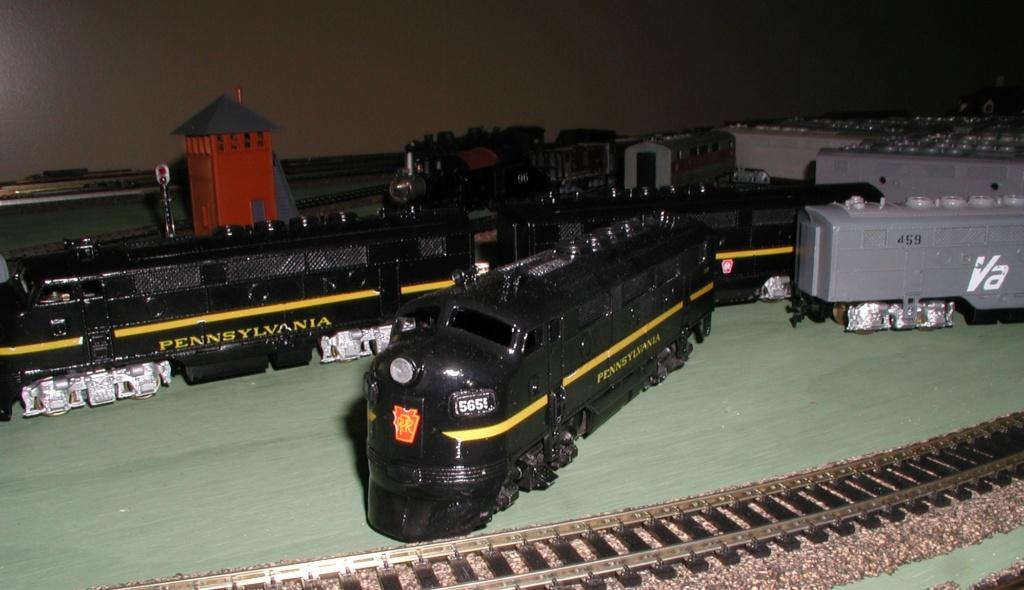 Model Locomotive stuff P1010691