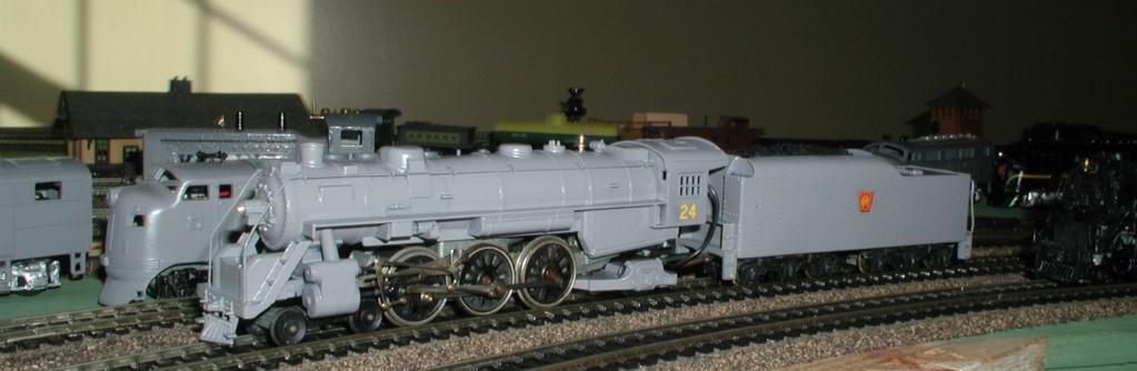 Model Locomotive stuff P1010692