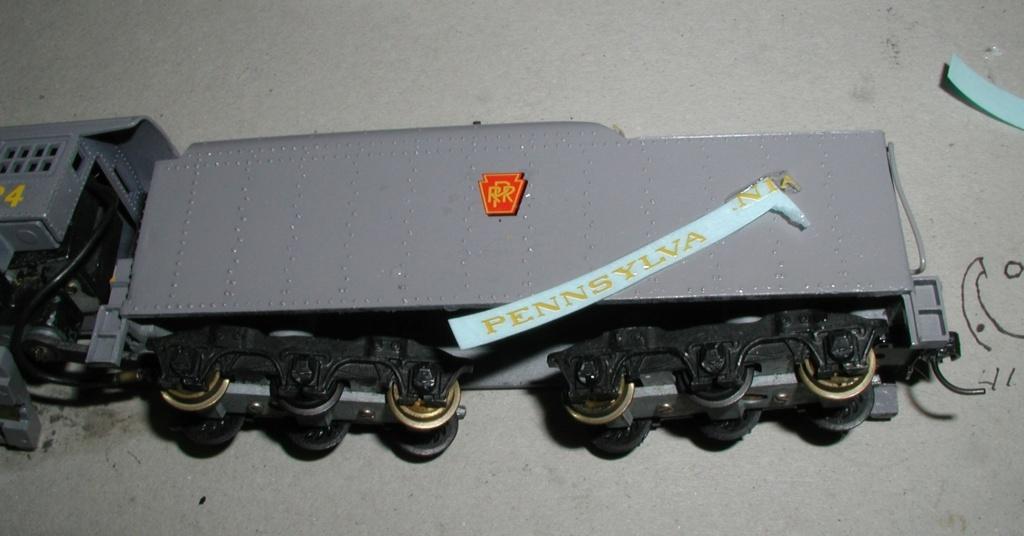 Model Locomotive stuff P1010693