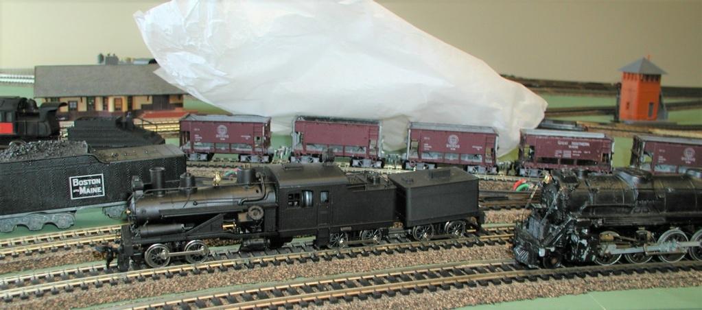 3D printing an old railway coach P1010780