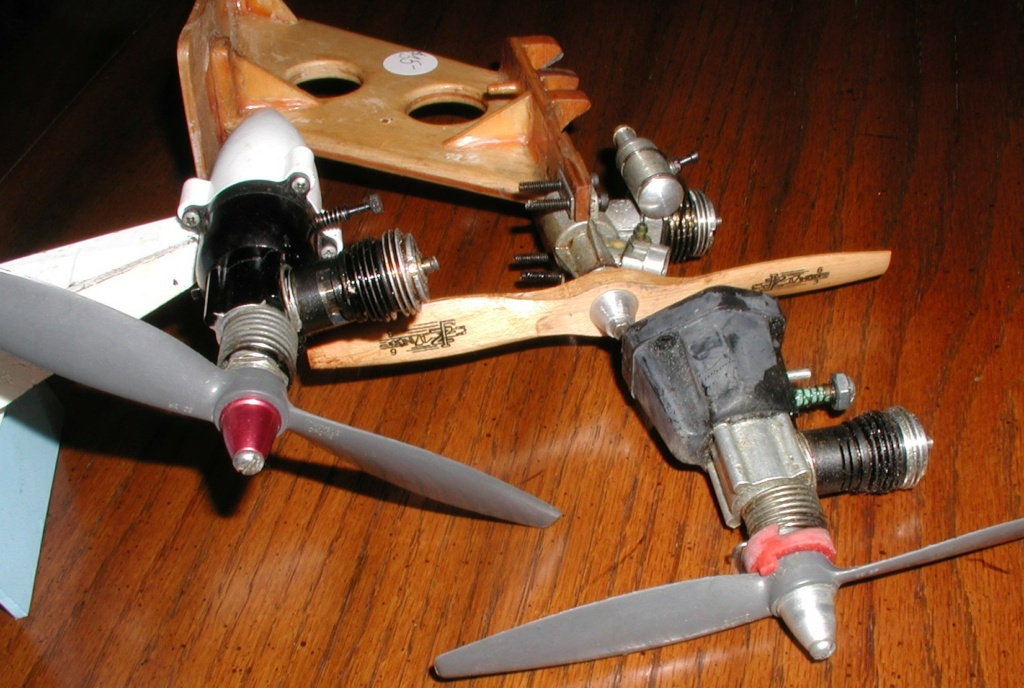 Flea market engines P1010817