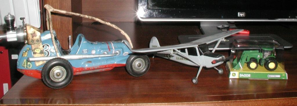 Mini Bird-dog, mini tractor P1011008