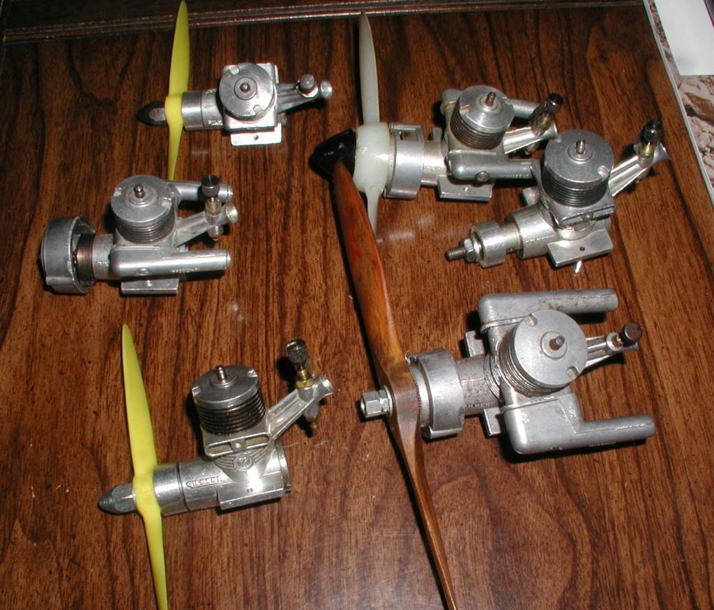 Gilbert Exhaust Stacks P1011050