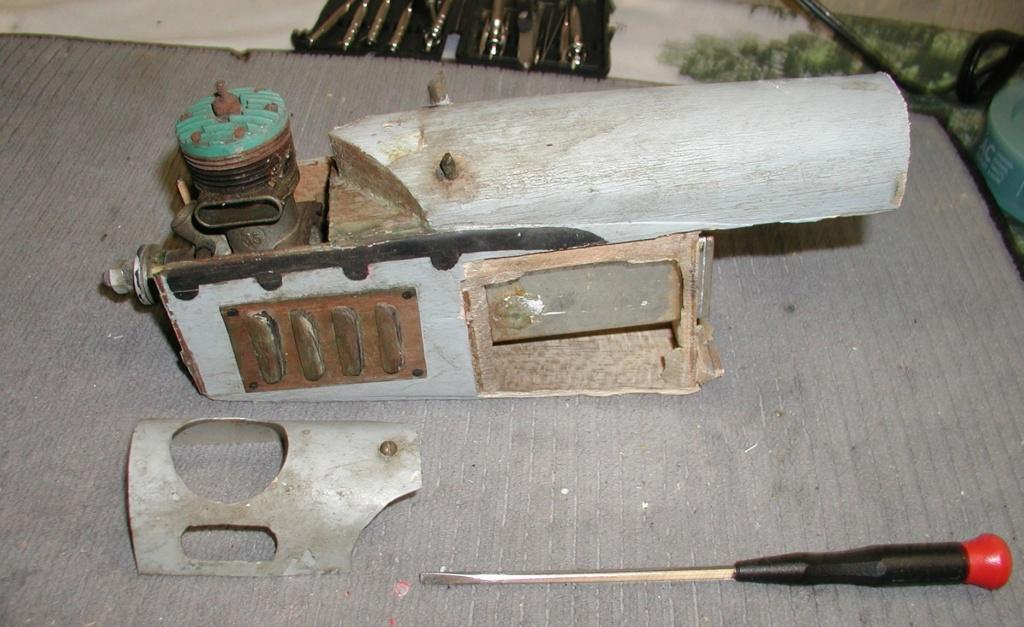 K&B .35 Torpedo Green Head P1011147