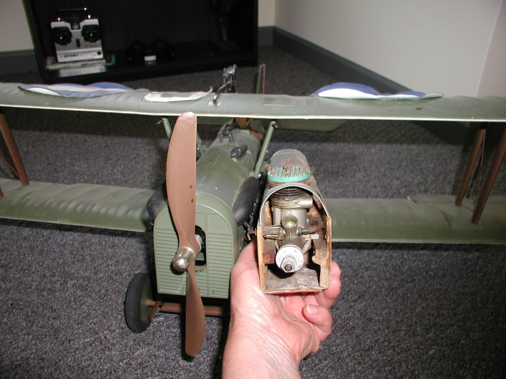K&B .35 Torpedo Green Head P1011149