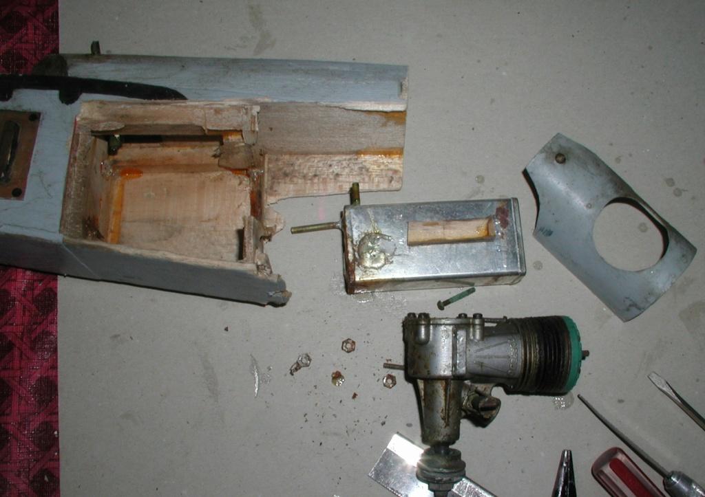 K&B .35 Torpedo Green Head P1011157