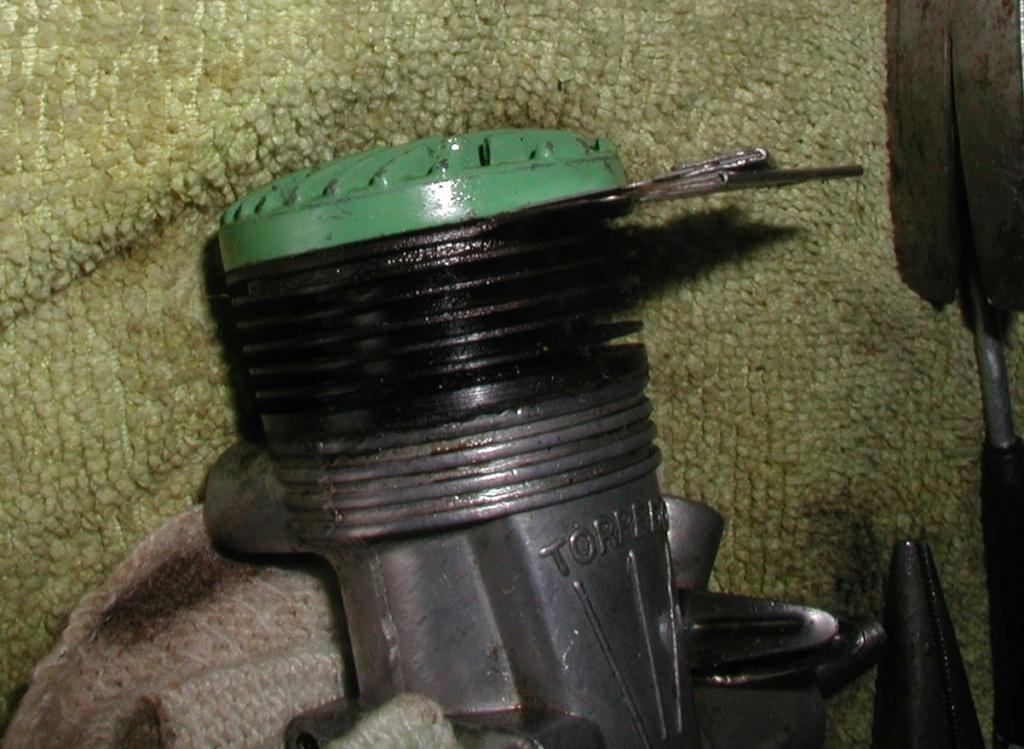 K&B .35 Torpedo Green Head P1011169