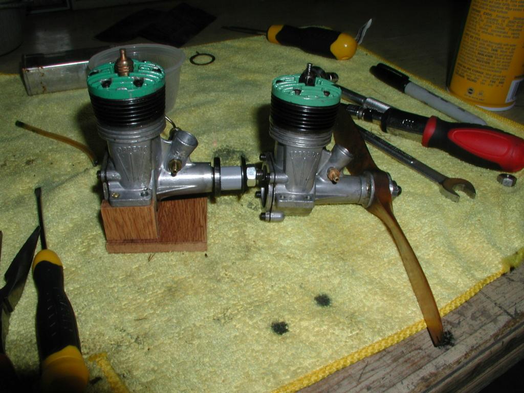 K&B Green head torpedo .35 - It worked P1011185