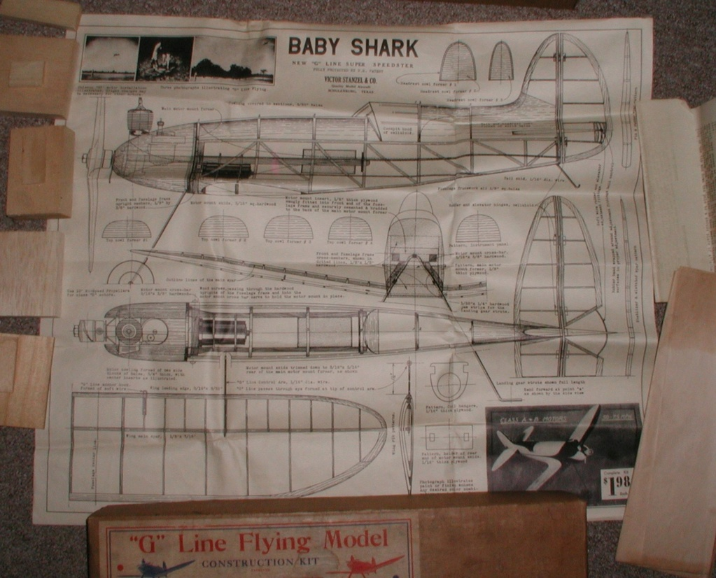 G Line Baby Shark with O&R 23 sparker.  We have come a long way P1011231