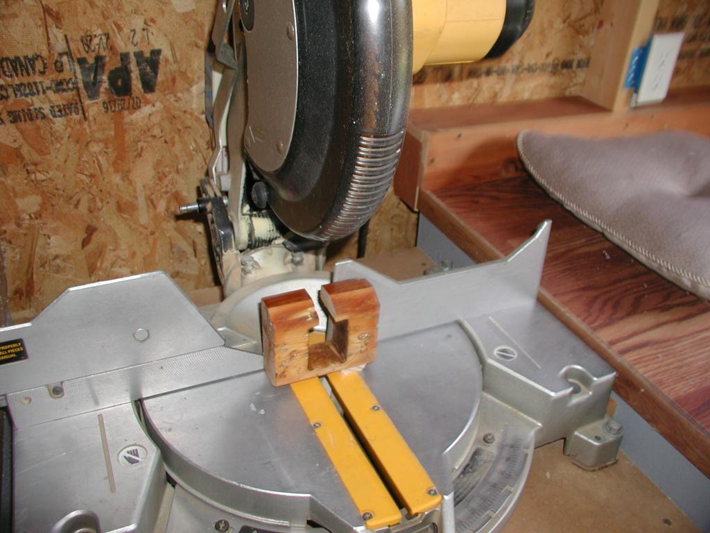 Building an Ohlsson & Rice test mount P1011253