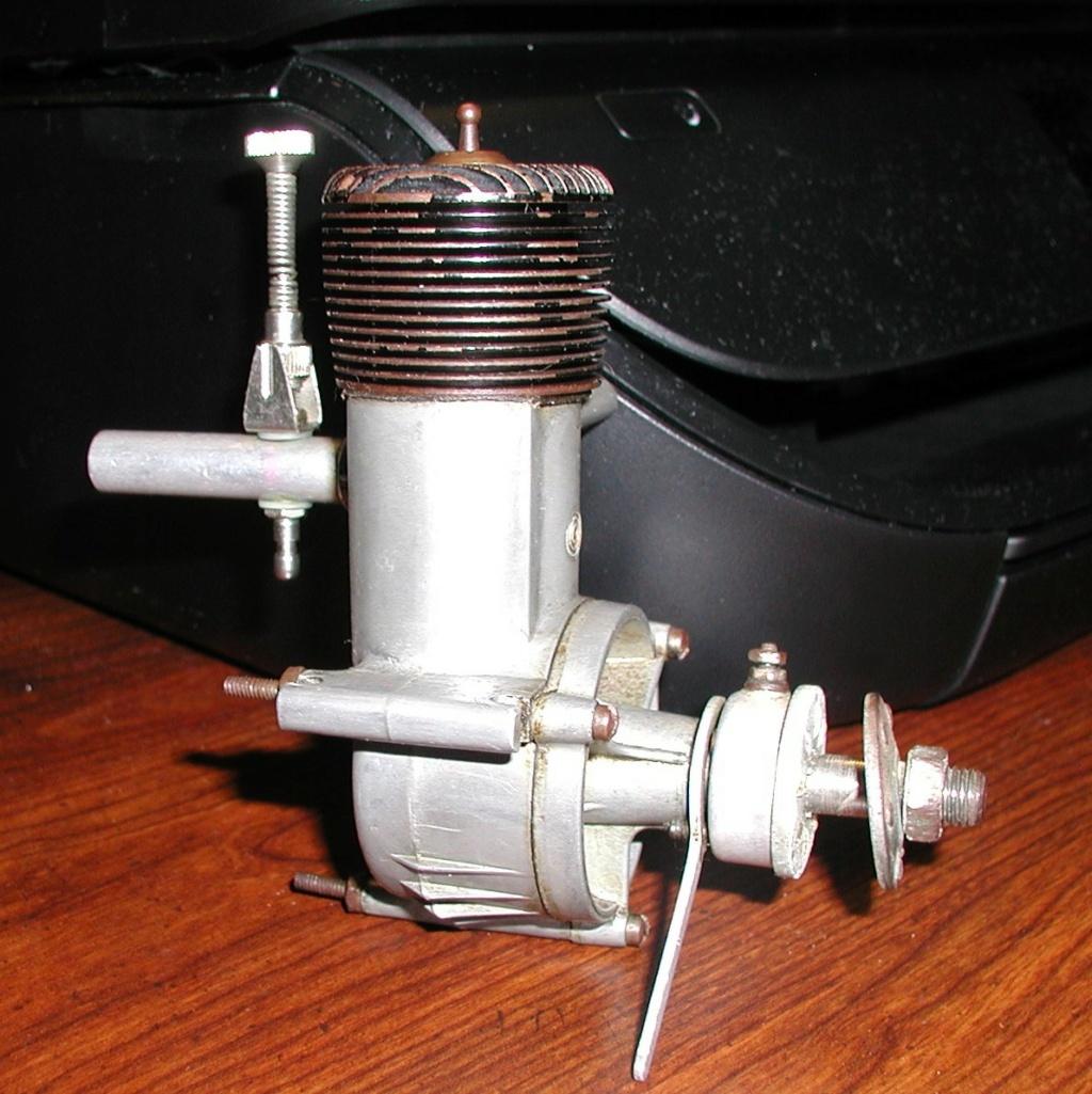 Building an Ohlsson & Rice test mount P1011266